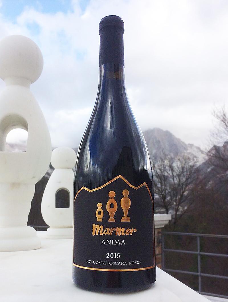 赤ワイン Marmor Anima 2015 リゼルバ