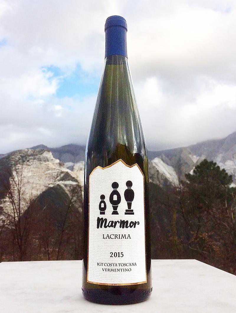 白ワイン Marmor Lacrima 2015