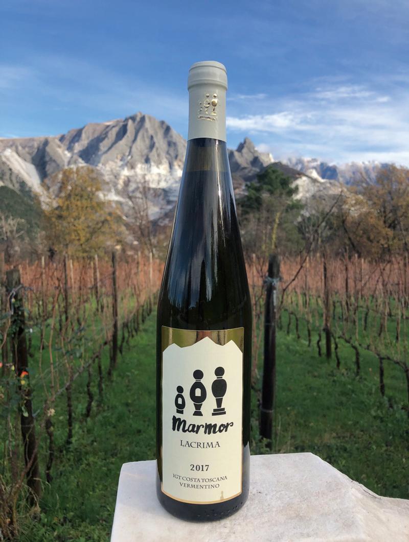 白ワイン Marmor Lacrima 2017